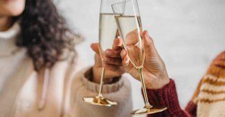 Champagne laten bezorgen als kerstpakket